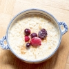 オートミール de ミルク粥
