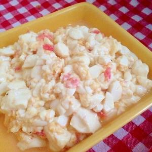 卵&桜えびの炒り豆腐★