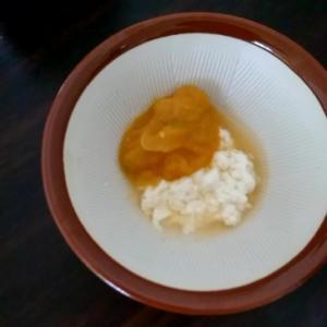 離乳食 初期 豆腐と人参の煮物