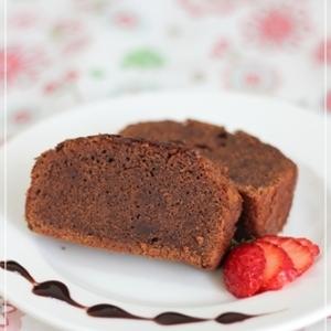 濃厚ショコラパウンドケーキ