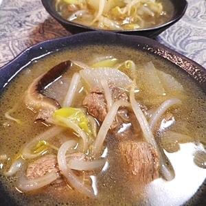 牛肉大根スープ