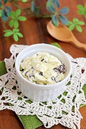 優しい口溶け♪バタークリーム