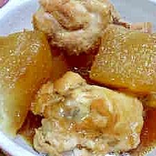 冬瓜の鶏肉煮