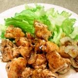 鶏もも肉のバルサミコ酢のソテー★簡単・美味い★