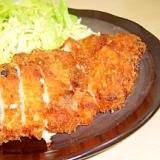ヘルシー鶏ムネ肉でふわふわな★チキンカツ★