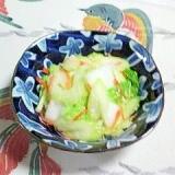白菜とセロリの浅漬け~♫