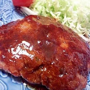 野菜たっぷり☆ハンバーグ