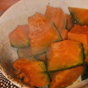 ほくほく♥カボチャの煮物(圧力鍋使用)