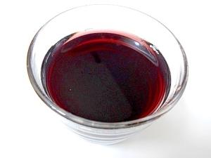 大人味 ❤ 赤ワインゼリー