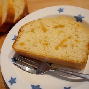 バター不使用♪簡単パウンドケーキ