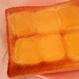 びっくり!芋羊羹トースト
