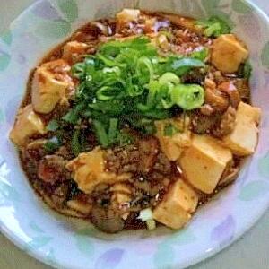 簡単!!麻婆豆腐