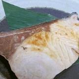 フライパンのコツ☆ 簡単「ブリ塩焼き」