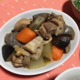 定番煮物!福岡の郷土料理☆がめ煮【筑前煮】
