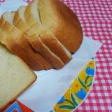 ホームベーカリーで♪豆乳食パン☆