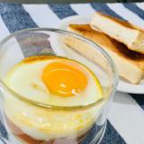 簡単☆エッグスラット