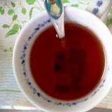 くつろぎの赤ワイン紅茶
