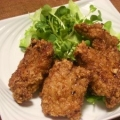 鶏肉でも豚肉でも使える、竜田揚げ漬け液