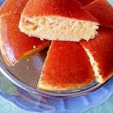 簡単☆豆腐ケーキ