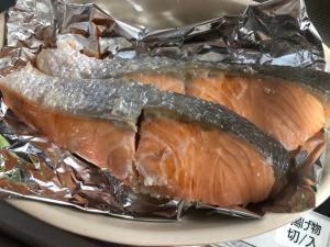 フライパンの美味しい鮭の焼き方