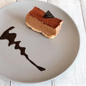 生チョコレアチーズケーキ