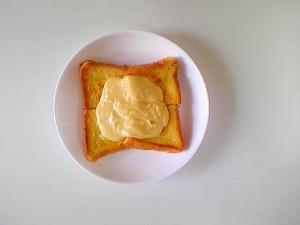 フレンチトースト(豆腐カスタード)