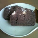 マクロビ♪米粉ココアケーキ