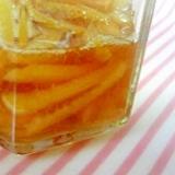 レモンの皮でマーマレード 少量ならレンジが簡単