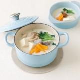 [ル・クルーゼ公式] 白身魚と豆腐の豆乳鍋