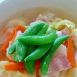 野菜たっぷり野菜スープ