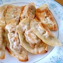 大豆ミートのベジタリアン餃子