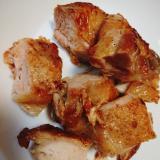 鶏もも肉の白ワイン蒸し焼き