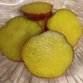 夏に!!さつまいものはちみつレモン煮
