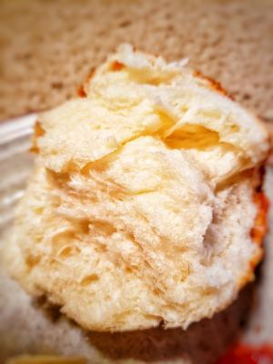 古いパンをしっとりふんわりさせる方法♪