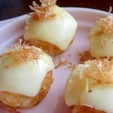 チーズタコ焼き