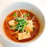 ウインナーと椎茸とキャベツの☆簡単スンドゥブチゲ