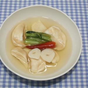 簡単☆発酵食品☆お漬物☆乾燥かぶで水キムチ