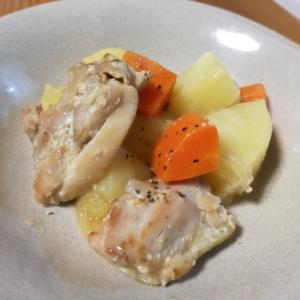 【塩麹レシピ】鶏じゃが