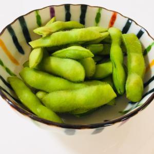 超美味しい♬ 塩枝豆