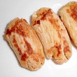 小麦ミートの焼き物