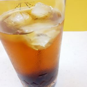 熱中症対策に!(^^)カンタン塩昆布in麦茶♪