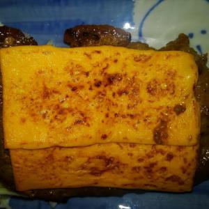 チーズが美味しい!豚肉の味噌照り焼き