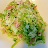 グリーンボールのコールスローサラダ