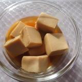 高野豆腐☆電気圧力鍋(インスタントポット)