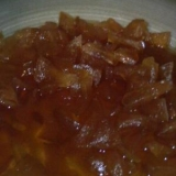 土鍋で作るりんごジャム