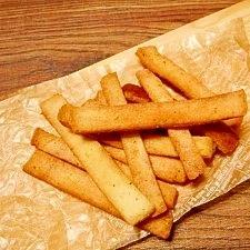 パンのミミ☆ハーブラスク