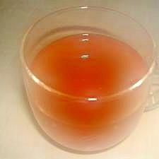 蜂蜜入りしょうが紅茶