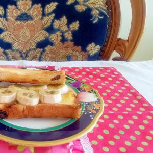バナナトーストその5