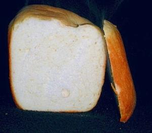 生クリーム入り米粉パン
