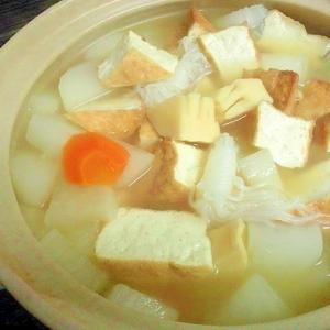 アツアツ簡単☆煮物鍋